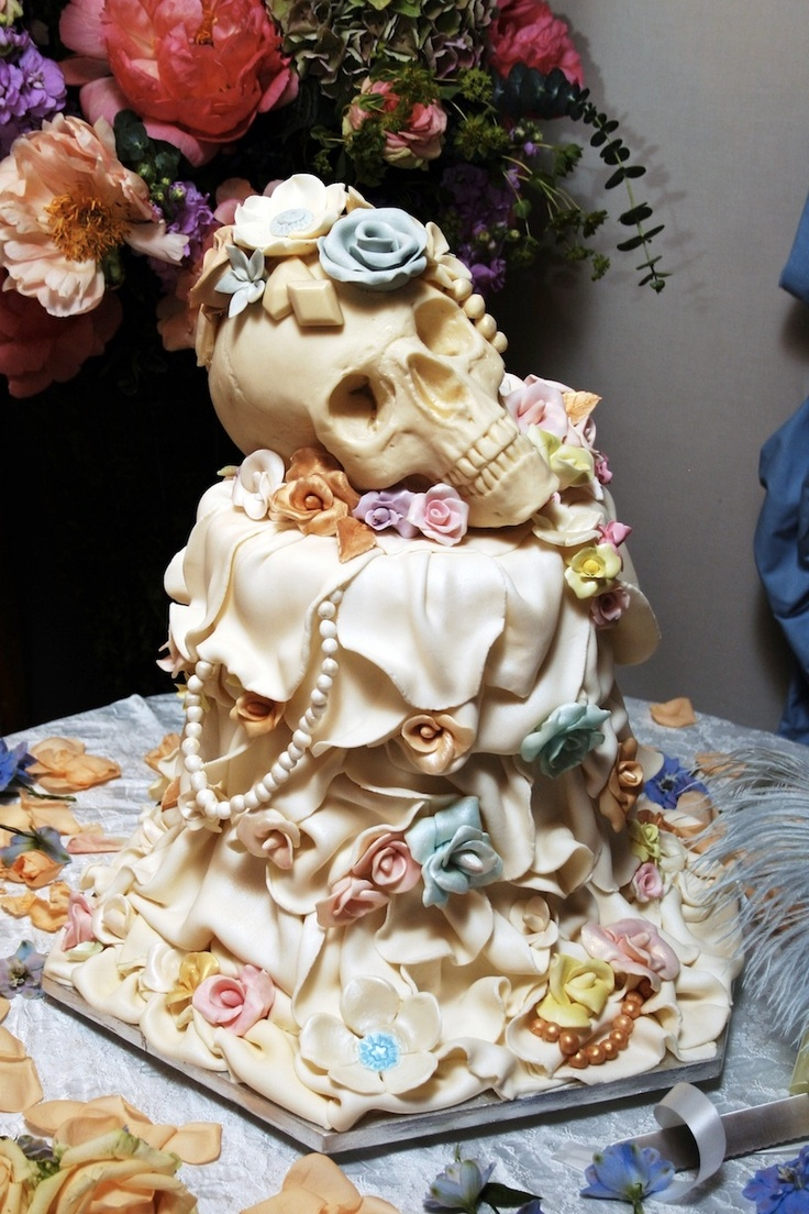 Mikey Walsh 's Wedding Cake