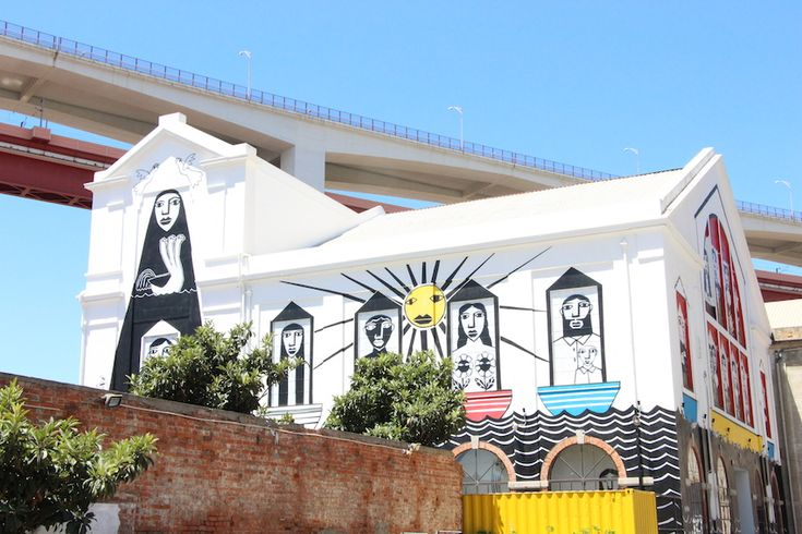 Lx factory Lisbon's coolest area