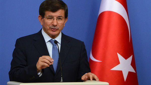 (2) # Davutoğlu - Twitter Suche