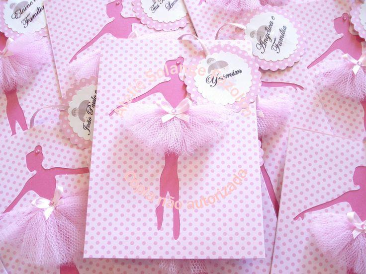 Ballerina Baby Shower Invitation was nice invitation example