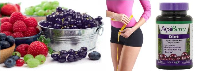 #LoseWeight Naturally With Nature's Acai | 800-835-6396  * Do you want to lose weight fast and that too without any side effects? If yes, then your way is Nature's way.   * Super food Acai is enriched with the weight losing properties and it is known to oxidize fat deposits.   * It not only helps you lose the accumulated fats but also help in maintaining a healthy weight.   * It works on your metabolic rate and fights fatigue. Experts recommend #AcaiBerry to get rid of oodles of weight and…