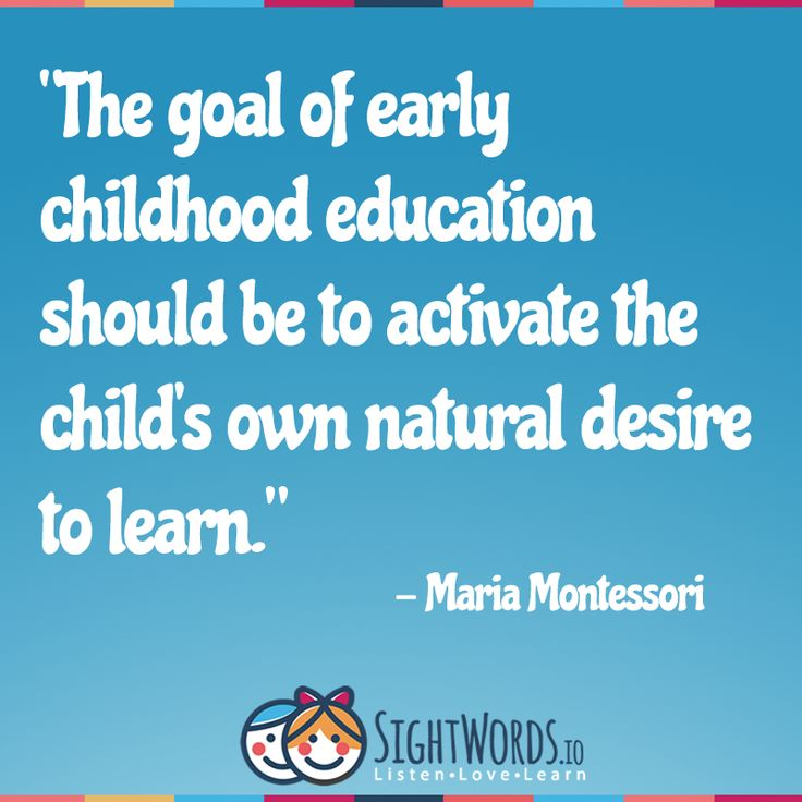 Quotes Children Education: 9 Best Early Learning Quotes Images On Pinterest