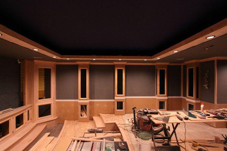Home Theater Design Ideas Diy: Best 25+ Home Theater Design Ideas On Pinterest