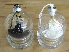 graduation tassel ornament…. mount your kids graduation tassels in clear Christmas ball ornaments. Clever idea!