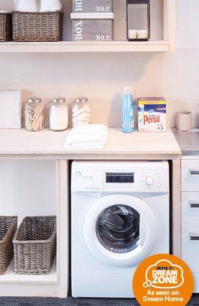Dream Zone - Mitre 10 - Team Orange - Week 8 Laundry