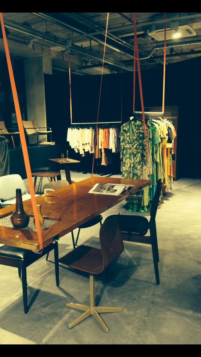 Vintage corner store concept for FFO the Hague, Netherlands