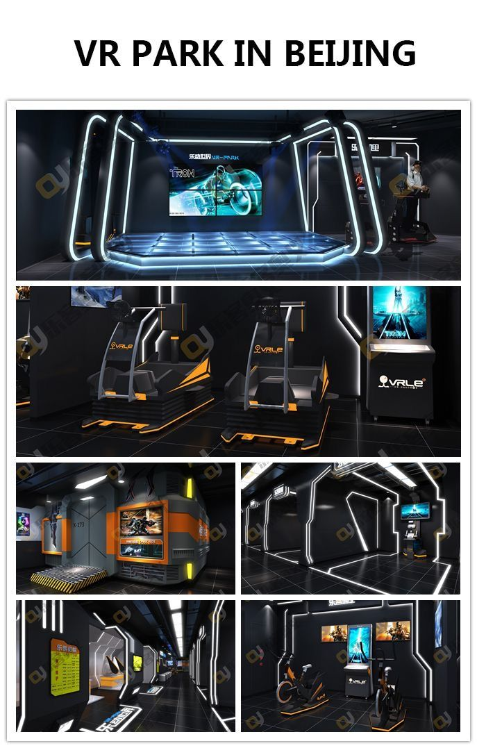 Pin by 佩函 蔣 on w Vr room, Futuristic interior, Arcade