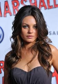 hair: Hair Raised, Hair Colors, Mila Kunis, Hairmak Upnail, Hairs, Hair Mak Up Nails, Big Hair