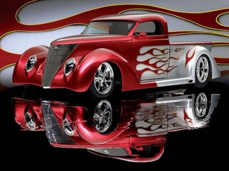 ' 38 Ford Pickup Custom