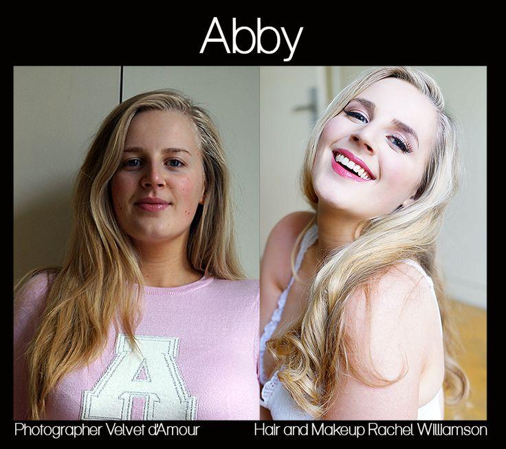 Photographer Velvet d'Amour Model Abby Russell H/MU Rachel ...