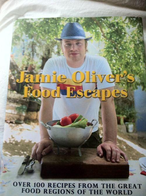 #Jamie Oliver #cook books