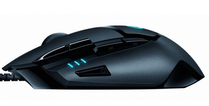 Logitech unveils the G402 Hyperion Fury, the 'world's fastest gaming mouse'