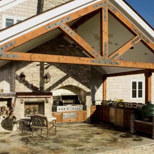 20 Best Images About Backyard Pavilion On Pinterest