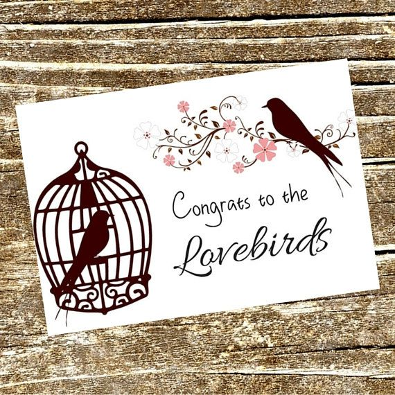 7 best images about Printable Wedding/Engagement Card on Pinterest