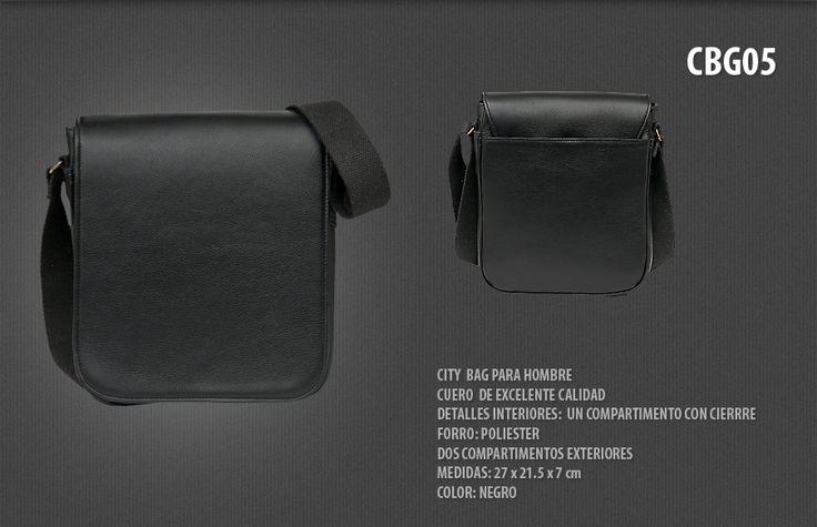 Bolso citybag CBG05