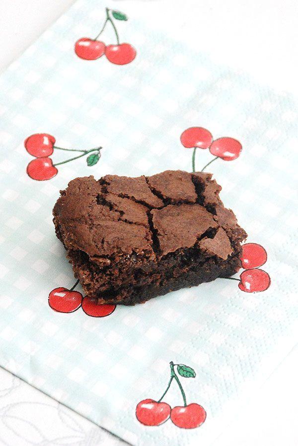 Brownies opskrift