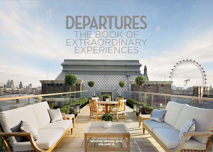 Departures Book Of Extraordinary Experiences LeadingWineries LwNapa