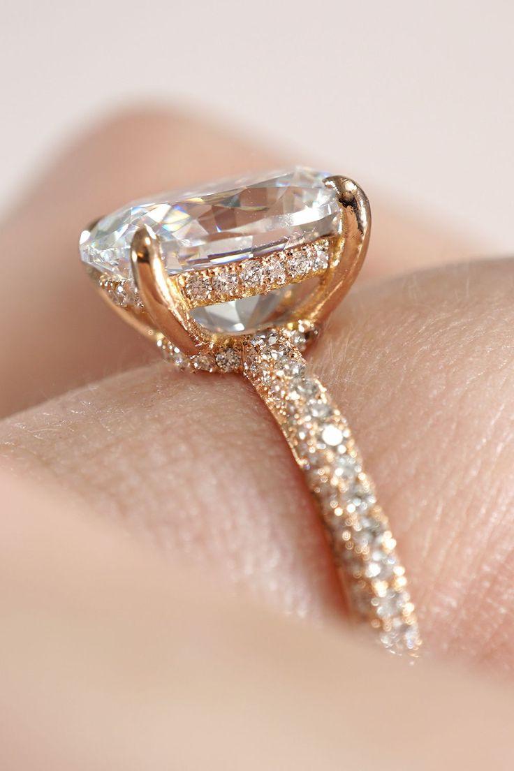 64 best oval engagement rings images on pinterest. Black Bedroom Furniture Sets. Home Design Ideas