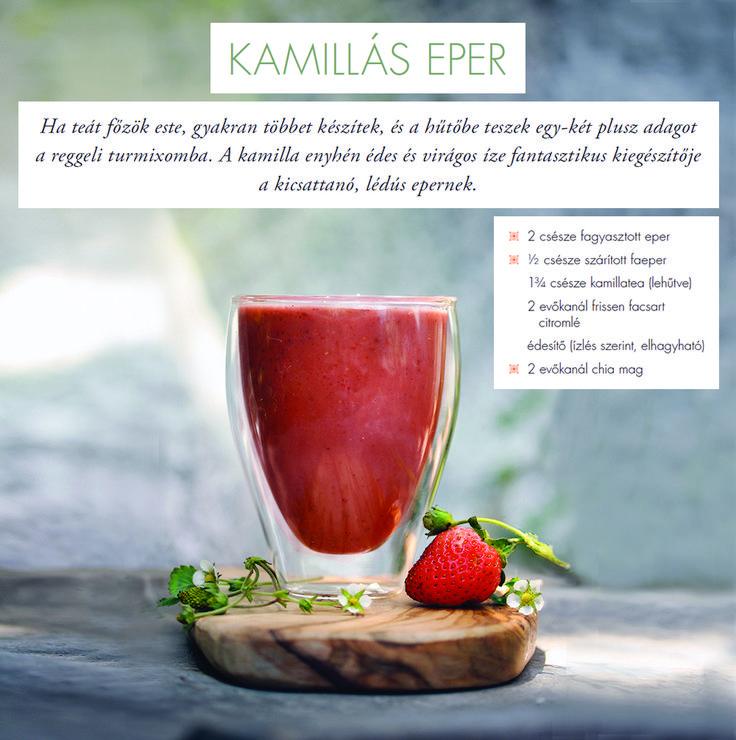 Méregtelenítés könnyedén finom smoothie-kkal