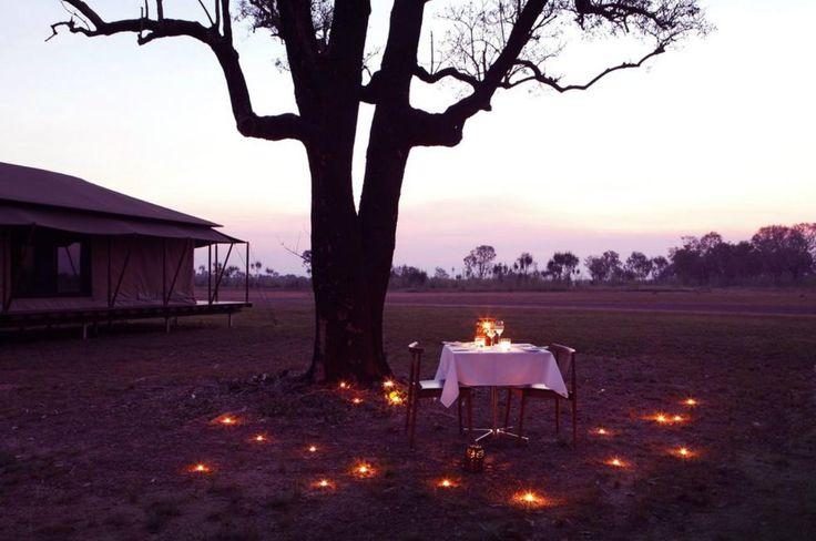 At the Wildman Wilderness Lodge, an evocative experience in the wild natural surroundings of Australia. #interdema #safaritent #ecoresort #luxury #travel #design #WildmanWildernessLodge #KakaduNationalPark #Australia #дизайн #люкс #путешествие
