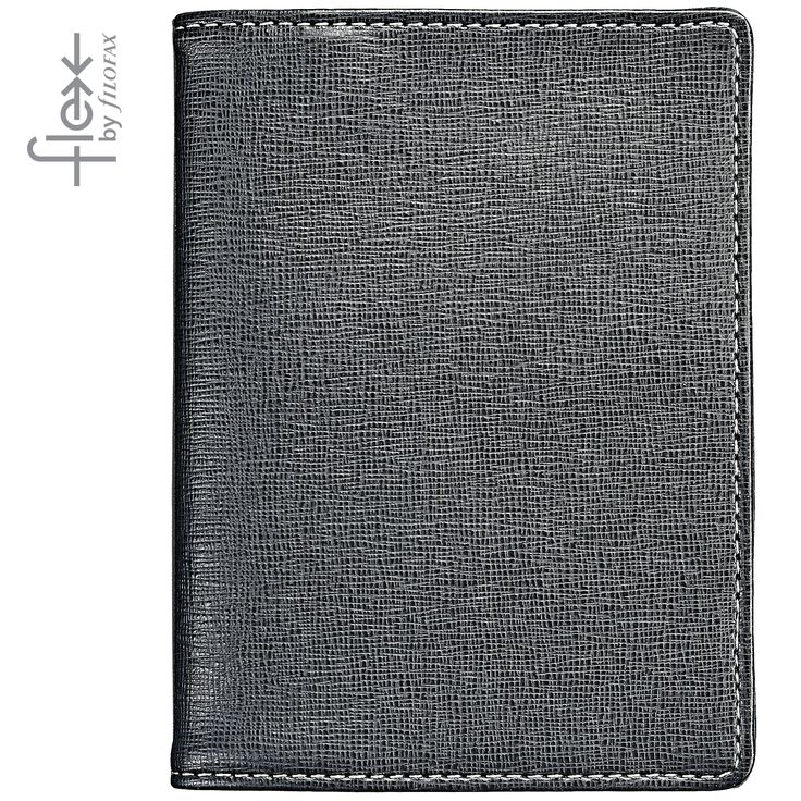 Filofax Flex 1st Edition Pocket Grey