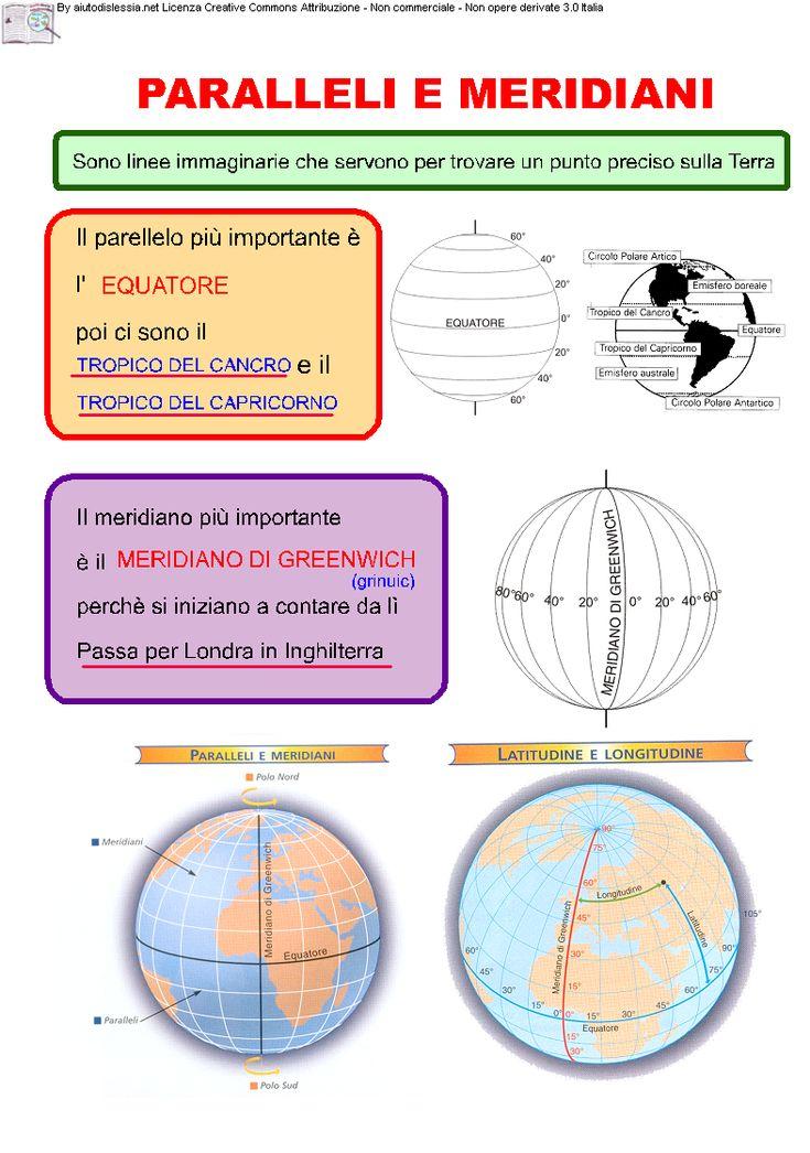 12. Paralleli e Meridiani