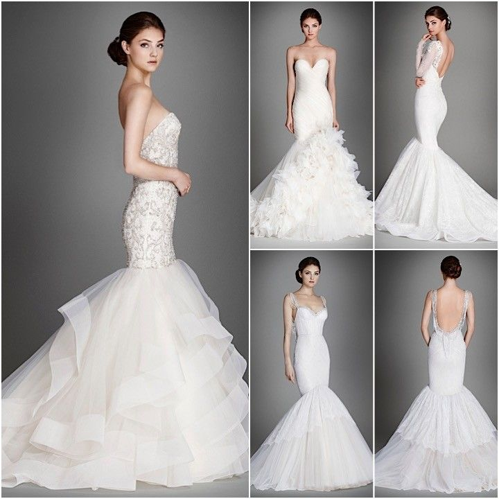 Lazaro Wedding Dresses 2015 Collection Part II