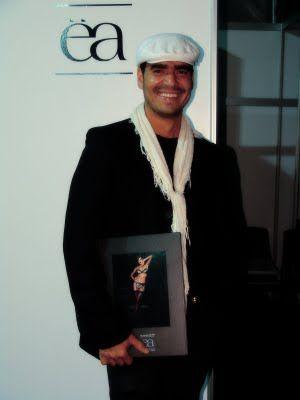 Mauricio Vélez, fotógrafo del catalogo  EA @mvelezfotografo