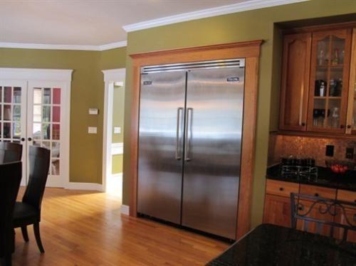 Full Size Viking Refrigerator and Full Size Viking Freezer - 6 Westchester Road Windham, NH 03087 #VikinginNH