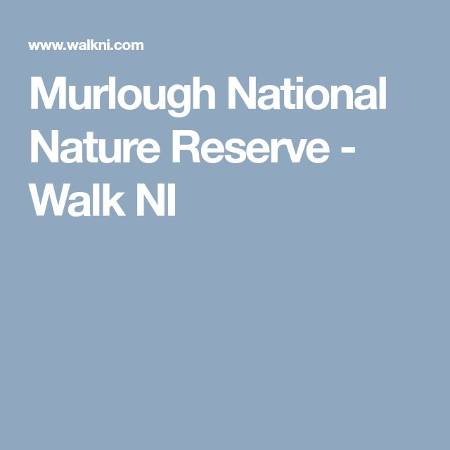 Murlough National Nature Reserve - Walk NI