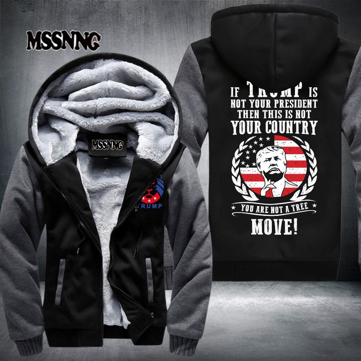 2017 new hot style hoodies Mens Sweatshirts trump President speech USA Size fast ship full Fleece best quality #Affiliate