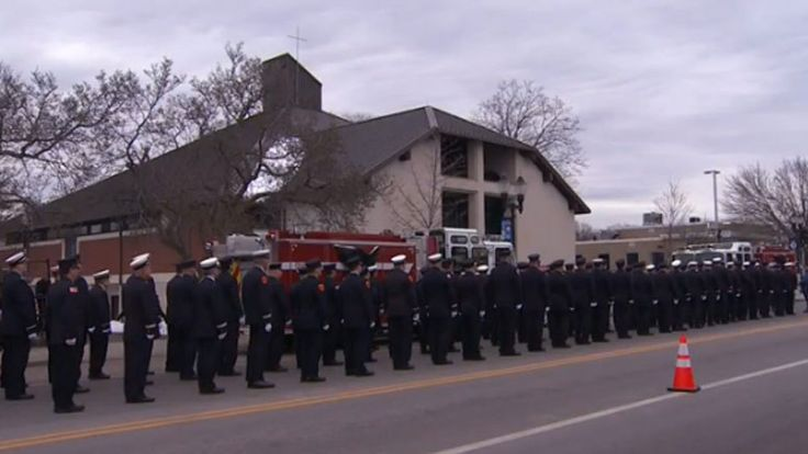 Wake held for fallen Watertown firefighter Joseph Toscano – Boston News, Weather, Sports | WHDH 7News - Just in case anyone needs any of the information for attendance or to contribute to the Toscano fund. Service will be televised by WCVB, Channel 5 in Boston, live, streaming on the app and begins at 9:00AM for the entire length. This for those who cannot attend but would still like to pray for him. The weather will be cold, in the low 30's,with a significant windchill from a dry Arctic…
