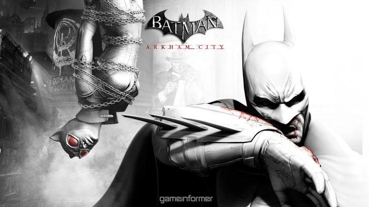 Arkham City<3