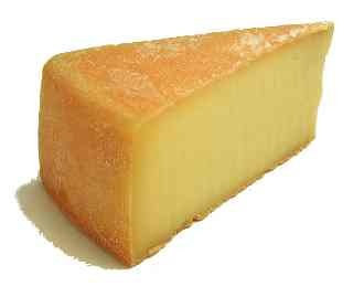 OKA Notes: This Canadian semi-soft cheese, traditionally made by monks, has a mild, nutty flavor and melts nicely. Substitutes: Raclette OR Emmenthal OR Port Salut