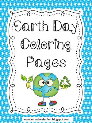 Earth Day freebie and lots of ideas for teaching about it!