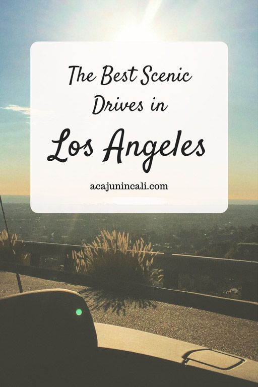 Los Angeles Scenic Drives   Los Angeles Things to Do   Scenic Drives Southern California   LA Attractions   Los Angeles Travel   Visit California   Sunday Drives
