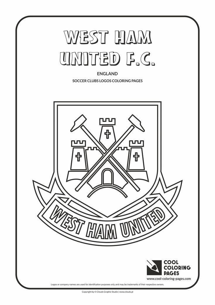 Soccer Clubs Logos / West Ham United