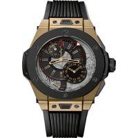 Hublot Big Bang Alarm Repeater Magic Gold Ceramic 45mm Replica Watch 403.MC.0138.RX