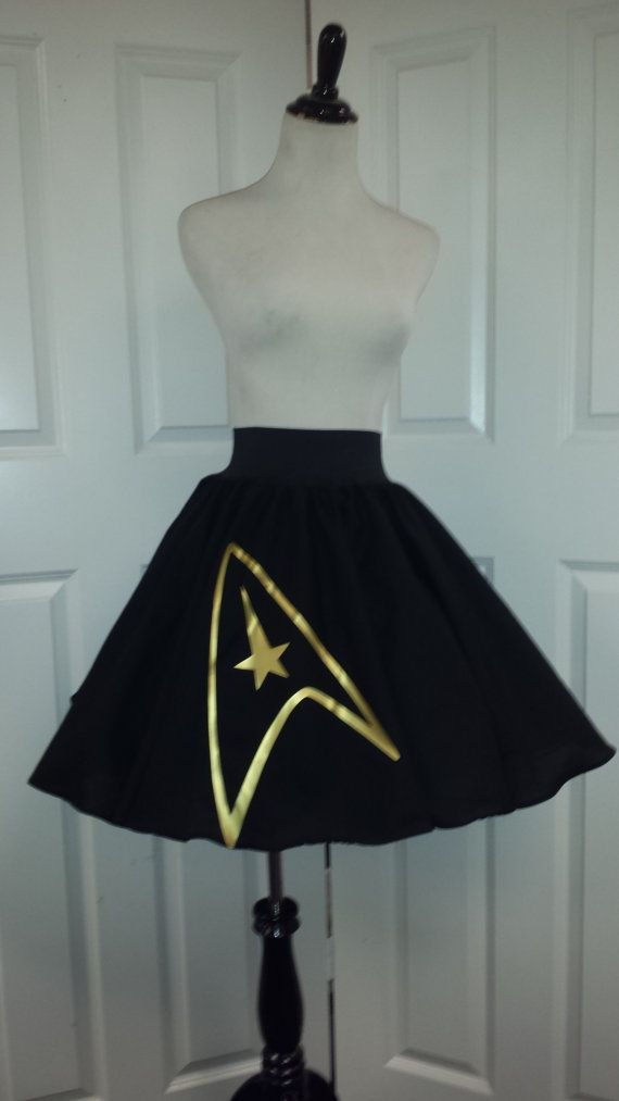 Star Trek Inspired Skirt