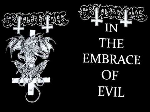 GROTESQUE - In the Embrace of Evil ◾ (compilation 1996, Swedish death/black metal)