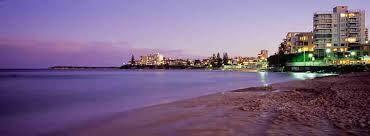 cronulla beach sunset - Google Search