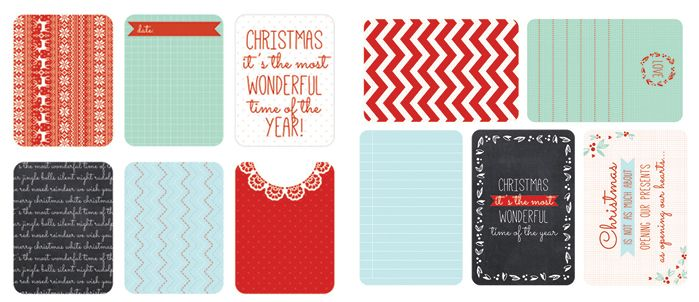 Peppermint Swirl Captured Moments Cards | CM315 & CM115