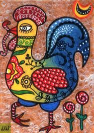 This doodled image is from one of my favourite sites, BlueMoon Palette, described as 'Arts Lessons To Inspire Creativity' #art