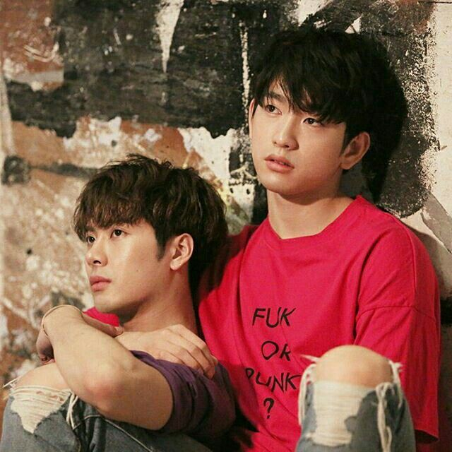 250417 GOT7 Jackson and Jinyoung for OhBoy! Magazine May issue
