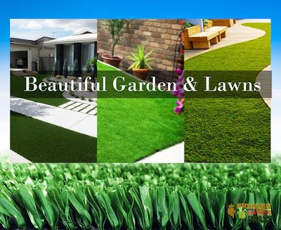 Beautiful Synthetic Lawn : Synthetic Grass Pet Friendly Kid Safe 100% Lead Fr...