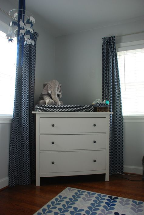 our little beehive: Ikea Hemnes dresser as a changing table