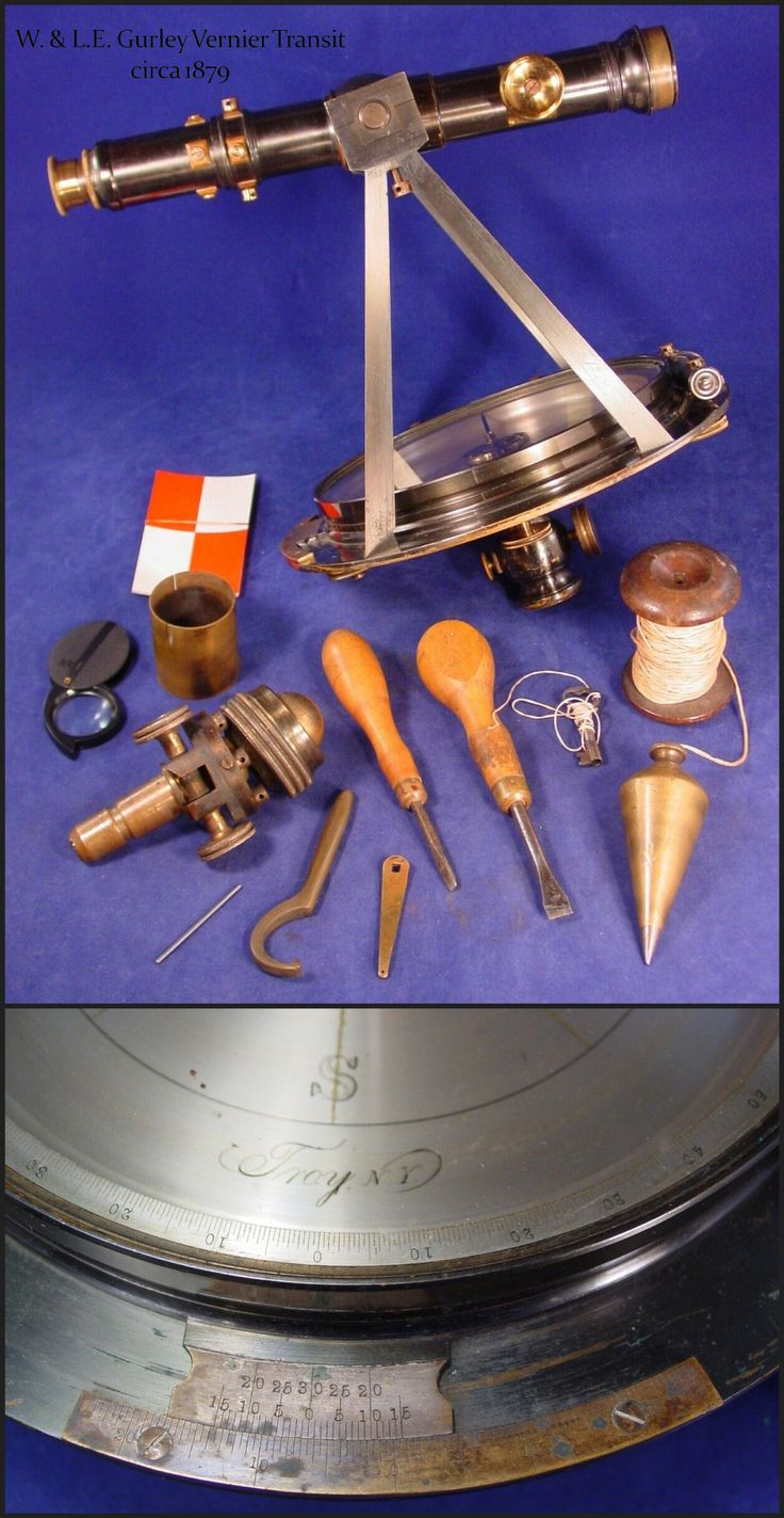 Pin by Joe Rohan on Surveying Instruments (With images