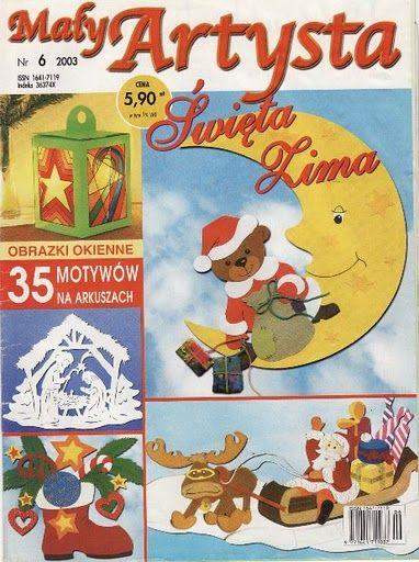 Maly Artysta 2003-6 - jana rakovska - Àlbums web de Picasa