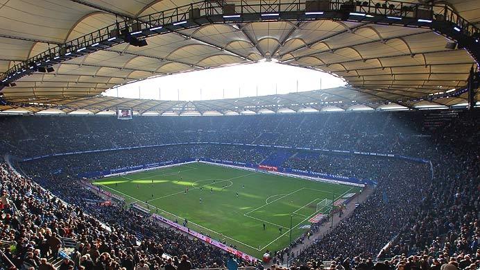 17 best images about hsv stadion on pinterest football. Black Bedroom Furniture Sets. Home Design Ideas
