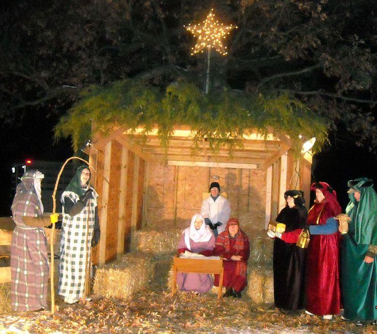 Living Nativity Ideas: Best 25+ Fontanini Nativity Ideas On Pinterest